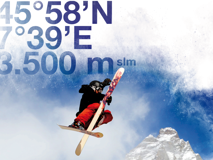 Ski is the only limit!