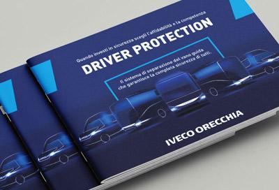 Proteggere il conducente, comunicare la sicurezza